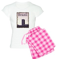 Vintage Brazil Pajamas