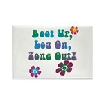 Zone Out! Rectangle Magnet (100 pack)