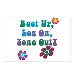 Zone Out! Postcards (Package of 8)