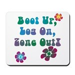 Zone Out! Mousepad