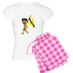3D Brunei Women's Light Pajamas