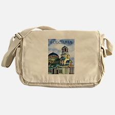 Bulgaria Messenger Bag
