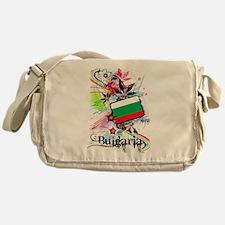 Flower Bulgaria Messenger Bag
