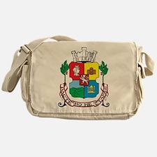 Sofia Coat Of Arms Messenger Bag