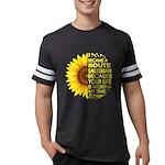 Organic Garden Blogger Organic Men's Fitted T-Shir