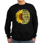 Organic Garden Blogger Long Sleeve T-Shirt