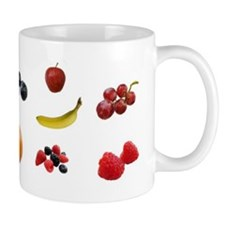EAT FRUIT > mug