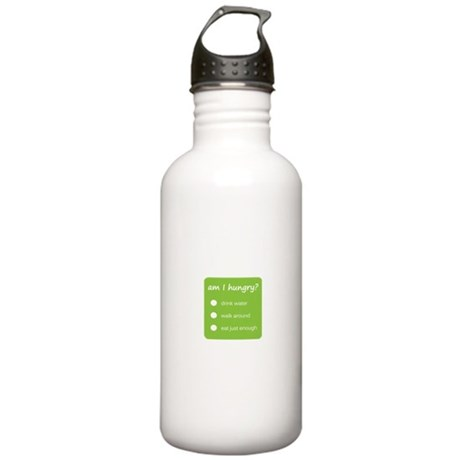 HUNGER CHECK > Stainless water bottle (1.0L)