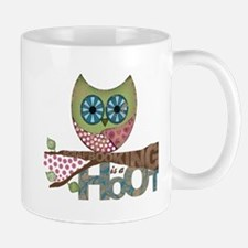 Scrapbooking is a Hoot - Mug