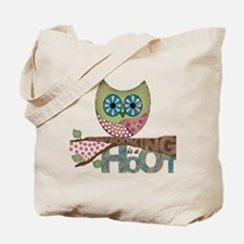 Scrapbooking is a Hoot - Tote Bag