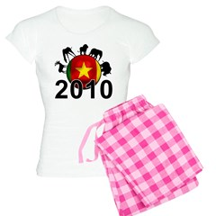 Cameroon World Cup 2010 Pajamas