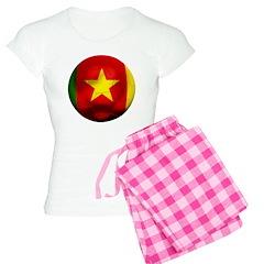 Cameroon Football Pajamas
