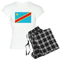 Congo Flag Pajamas