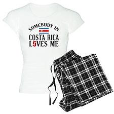 Somebody In Costa Rica Pajamas
