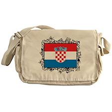 Croatia Messenger Bag