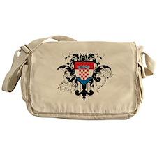 Stylish Croatia Messenger Bag