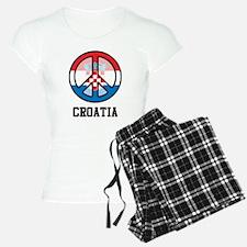Croatia Peace Pajamas