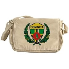 Stylized Dominica Messenger Bag