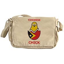 Timorese Chick Messenger Bag