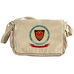 East Timor Coat Of Arms Messenger Bag