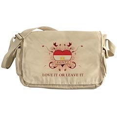 Love It Egypt Messenger Bag