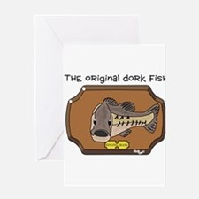 Dork Fish Greeting Card