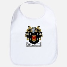 McAllister Coat of Arms Bib
