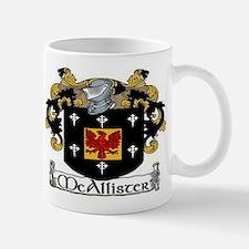 McAllister Coat of Arms Mug
