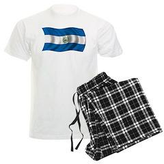 Wavy El Salvador Pajamas