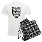 Vintage England Men's Light Pajamas