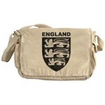 Vintage England Messenger Bag
