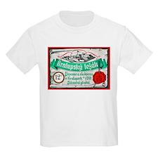 Czech Beer Label 14 T-Shirt