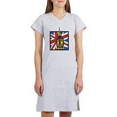 England Big Ben Women's Nightshirt
