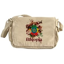 Butterfly Ethiopia Messenger Bag