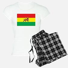 Ethiopia Flag 1897 Pajamas
