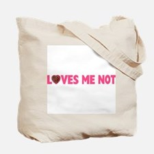 Loves Me, Loves Me Not Tote Bag