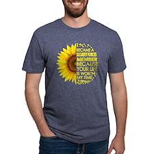 I Love WE-XIST V-Neck T-Shirt