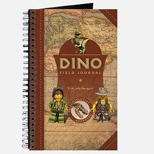 Vintage Dino Field Journal