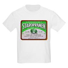 Czech Beer Label 11 T-Shirt