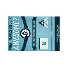 Poster Rectangle Magnet (10 pack)
