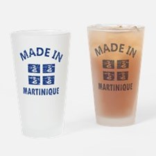 Made in Martinique Drinking Glass