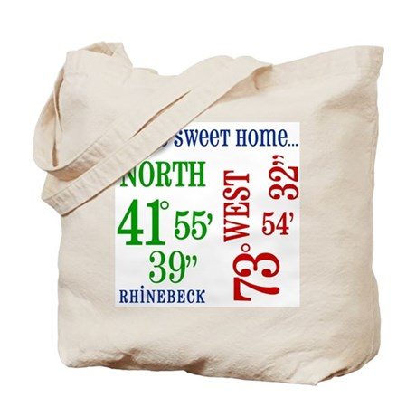 rhinebeck coordinates Tote Bag