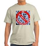 No Marshmallows Ash Grey T-Shirt
