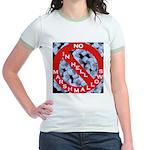 No Marshmallows Jr. Ringer T-Shirt