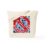 No Marshmallows Tote Bag