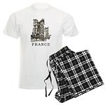 Vintage France Men's Light Pajamas