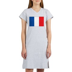France Women's Nightshirt