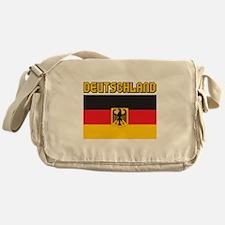 Deutschland Messenger Bag