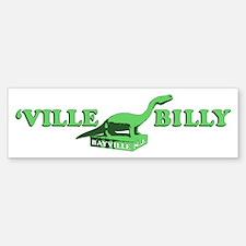 'Villebilly Dino Sticker (Bumper)