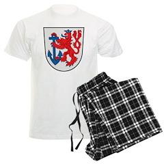 Dusseldorf Coat Of Arms Pajamas